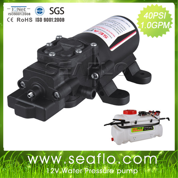 High Pressure DC Efficient Solar Power System Agricultural Spray Water Pumps for irrigation