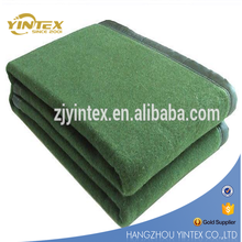 Hot Selling Home Or Military Used Wool Blanket Wholesale Hotel Collection Blanket