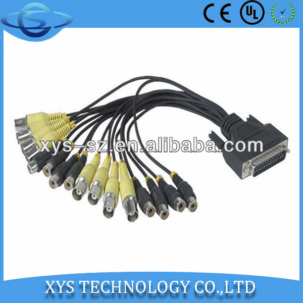 High Quality and Cheap Price DB25 to BNC cable