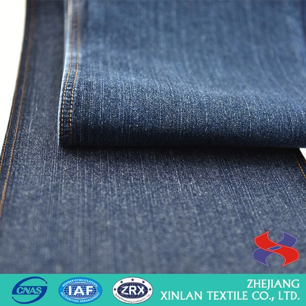 Wholesale prices different types cotton denim/ jean fabric with different size