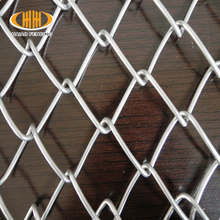 New product safety metal roll chain link fence