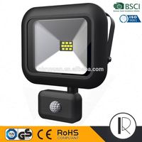 82812 CE RoHS certification sports stadium field tennis court lighting halogen replacement 10w IP65 led flood light