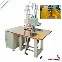 Double head high frequency CE Adidas shoe welding machine