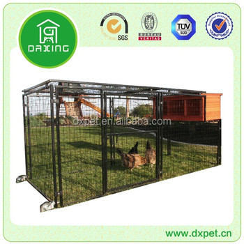Outdoor pet steel house cheap gazebo