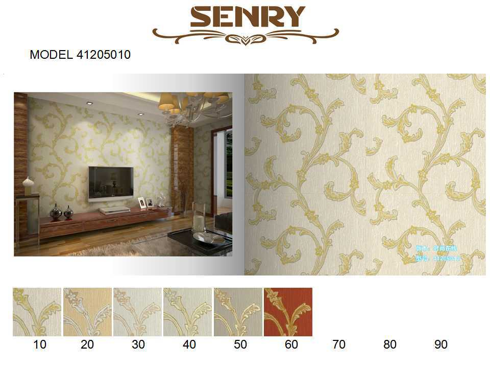 <Fashion online> 0.53m Catalogue Senry Wallpaper Catalogue Hot Selling