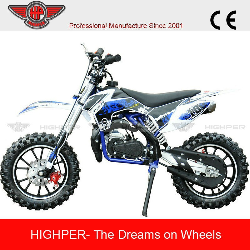 High quality 49cc gas powered mini dirt bike for kids(DB710)