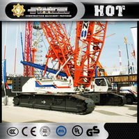 zoomlion crawler crane 200 ton quy200 with best price