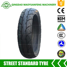 Top quality china scooter Motorcycle tyre 90/90-12 with high quality inner tube