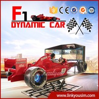 F1 car online simulation games