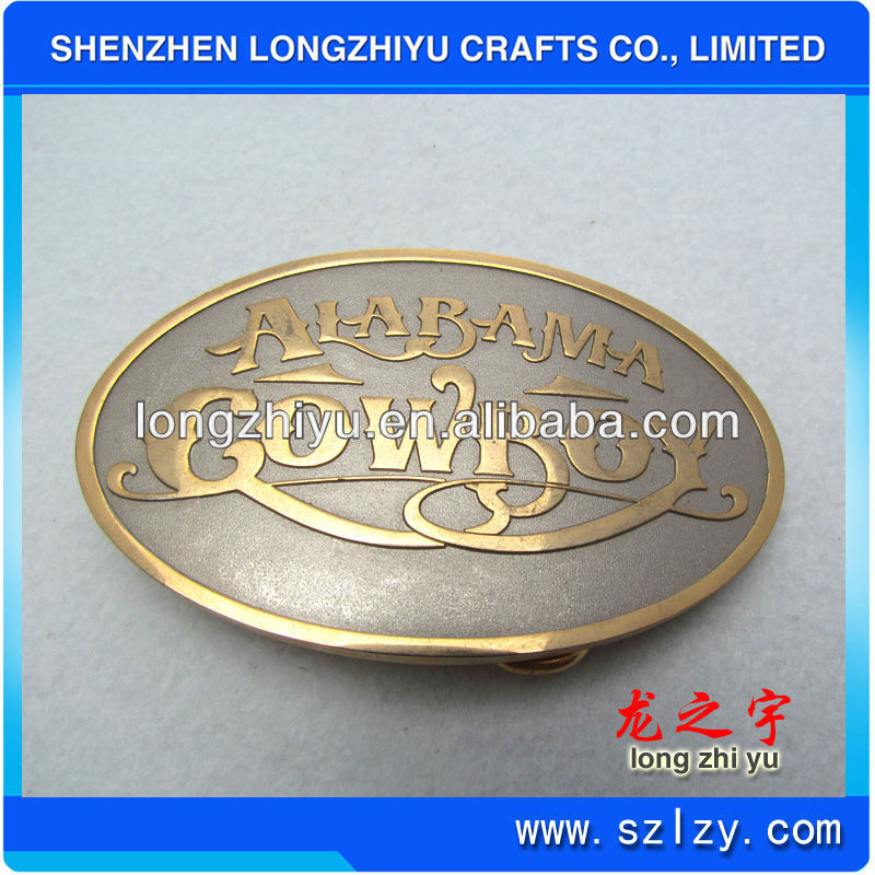2013 Fashion newest metal belt buckle