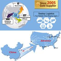 Drop Ship Qingdao to Jackson