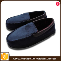 Hot selling cheap custom men indoor soft slippers