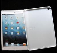 Hot Selling For Ipad 6 Soft Gel TPU Matte Tablet PC Case