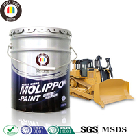 Good Adhesion Oil Based Epoxy Paint For Agricultural Machinery