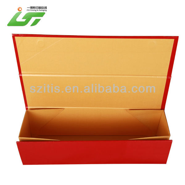 China Wholesale Custom wine glass packaging boxes