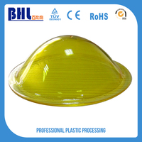 Customized asa thermoforming molding car auto parts car