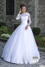 Gorgeous Summer new 2016 Collection Wedding Dress