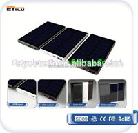 galaxy electronics wholesale 5000mAh solar battery phone charger