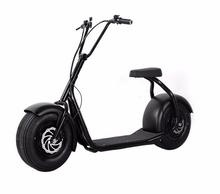 Best selling 2 wheels scooter cool sport electric motorbike citycoco scooter