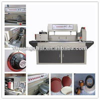 CE 1300mm crystal woodblock polishing and gilding machine