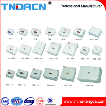 BJX Outdoor IP65 66 Explosion Proof Junction Box