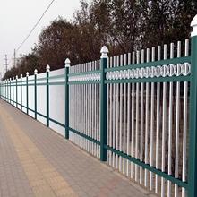 Galvanised tubular fence for sale(supplier)