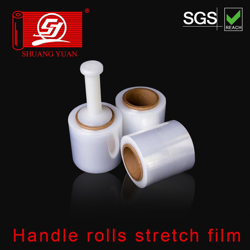 small roll hand stretch film roll master protecting lldpe film stretch