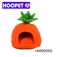 Pineapple shaped dog house strawberry dog house