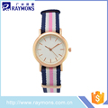 China manufacturer dw wrist watches for men and women manufactured in