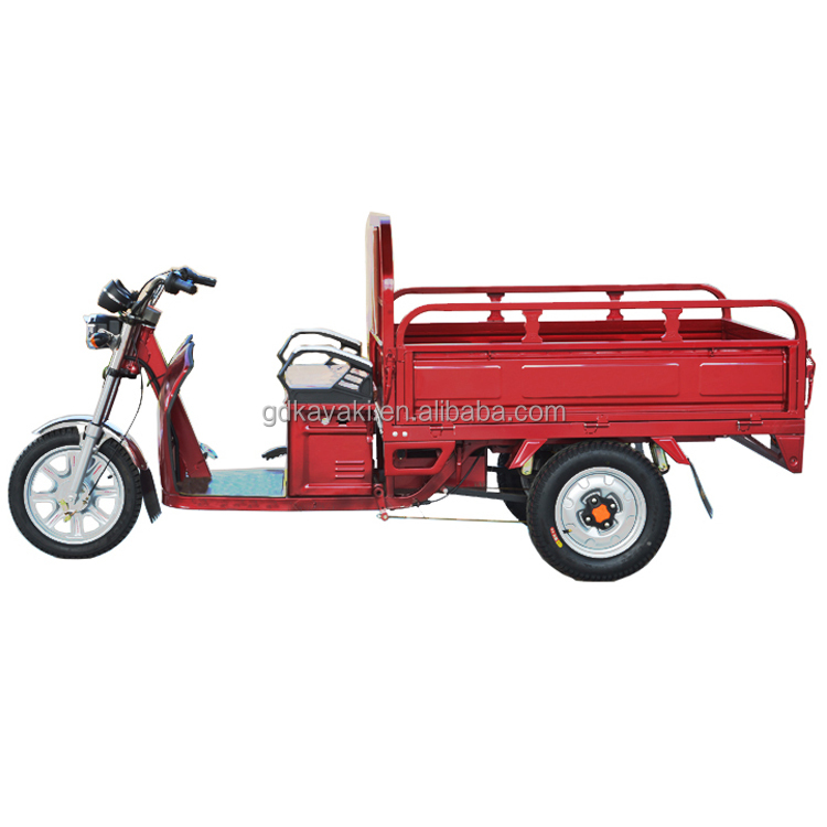 Hot Sale Battery Powered Cargo Auto Rickshaw/Electric Tricycle Cargo Use For Adult For Cargo