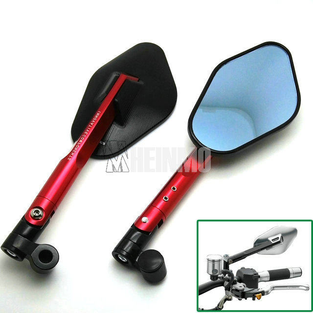 NEW motorbike Mirrors, CNC motorcycle Rearview Mirror For Ducati