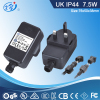 DC 6V Output Outdoor waterproof AC/DC adapter for CCTV/Camera/Lighting