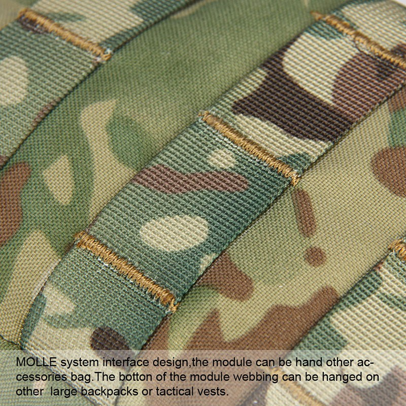 Hot sale US tactical small accessory Pouch army Multi-Purpose Durable Waist Bag CL6-0093