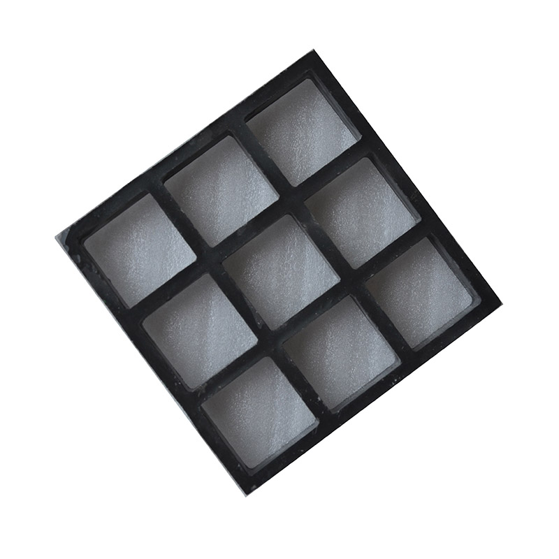 Quality Assurance GRP fibreglass grating flooring with best quality
