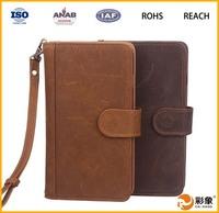 high quality pu leather case for mobile phone