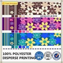 100% polyester microfiber printed dying bed sheet fabric