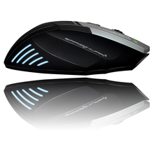 Custom Logo Professional Ergonomic Design with 9 Buttons 4 DPI Adjustment Optical USB Wired Macro Gaming Mouse