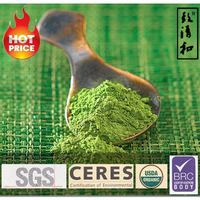 Customizing package ! Organic matcha green tea powder EC NOP certified