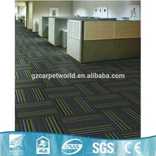 Tile to Transition Strip Office Carpet Tile with PU Backing