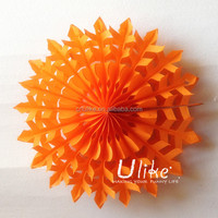 orange party decoration tennis party favors baby shower party favors