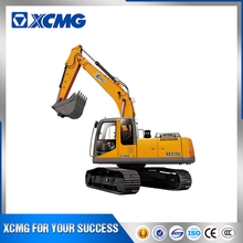 Official XE215CLL XCMG 21.5ton long arm brand crawler excavator machine
