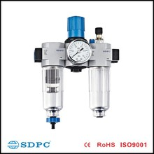 Pneumatic Component FRL with Filter Regulator Lubricator
