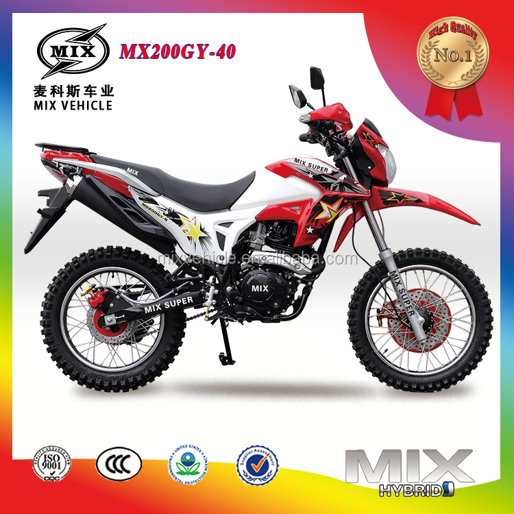 High Quality Racing Motorcyle 200CC / Chinese Motorcycle For Sale