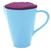 wholesale colorful plastic pitchers with lid