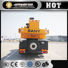 second hand sany stc500 50t truck crane 50t used condition sany stc500 50t mobile crane with hydraulic engine