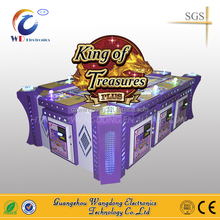 2017 king of treasures plus/Dragon hunter fish hunter arcade video console for sale - fish catching game board