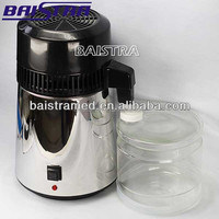Easy to Clean Table Top Stainless Steel Water Distiller for Home