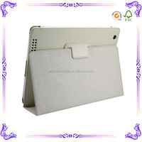 Fashion tablet leather for ipad air 2 smart cover wholesale with package