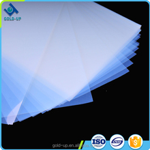 Hot sale PET Water-proof Inkjet printing film from Shanghai Gold-up for screen printing