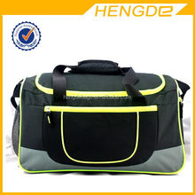 Wholesale duffle gym bag shoe compartment, travel duffle bag